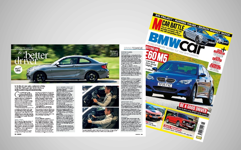 BMW Car - June 2018