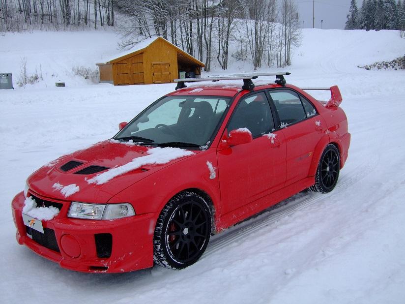 Evo V Snow Front