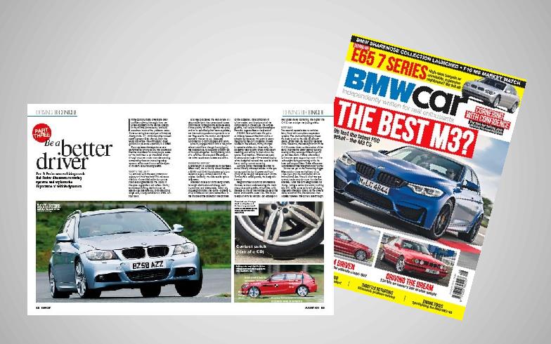 BMW Car - August 2018