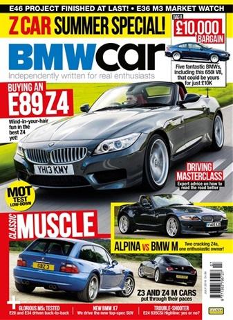 Bmw Car Magazine Drive 7tenths