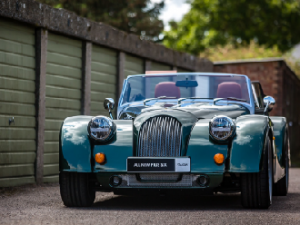 Morgan's all-new Plus Six