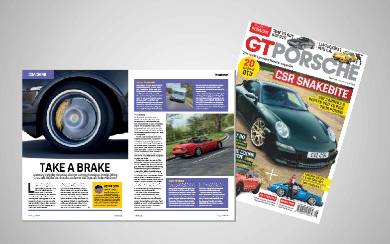 GT Porsche - August 2019