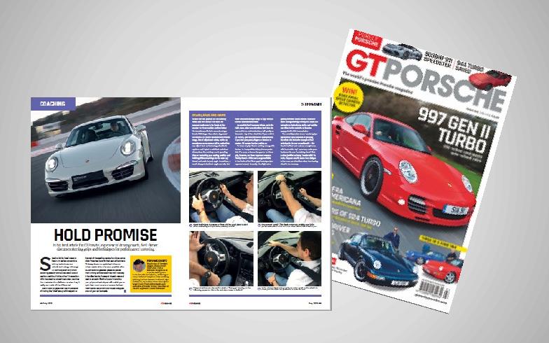 GT Porsche - July 2019