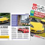 Safer Overtaking – GT Porsche